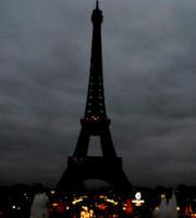 Eiffel Apagada